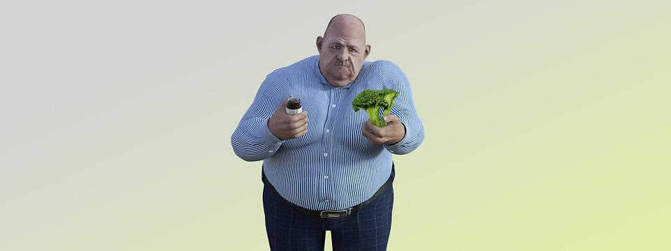 Nebuďte obézní, když nemusíte