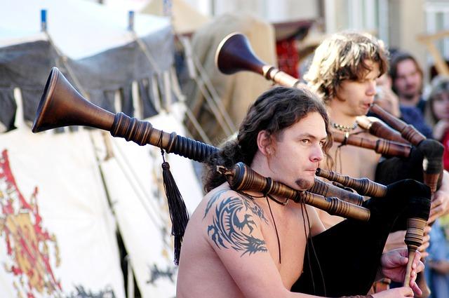 folklorový festival